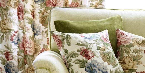 Текстиль с мягкими и постельными оттенками
