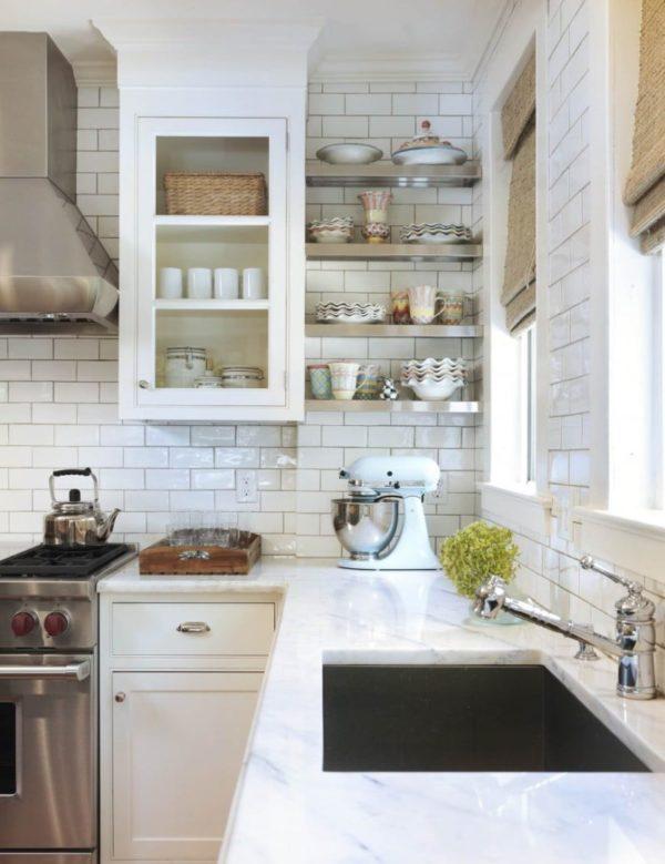Декор на кухне в стиле лофт
