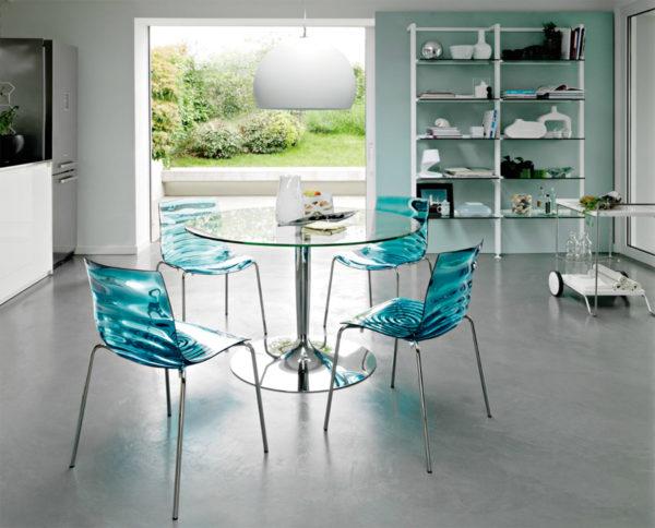 Дизайнерские стулья в стиле Хай-тек