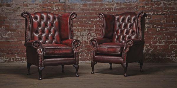 Дорогие кожаные кресла