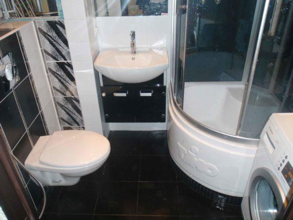 Душевая кабина вместо ванной