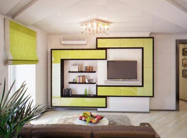 Жесткая геометрия в мебели