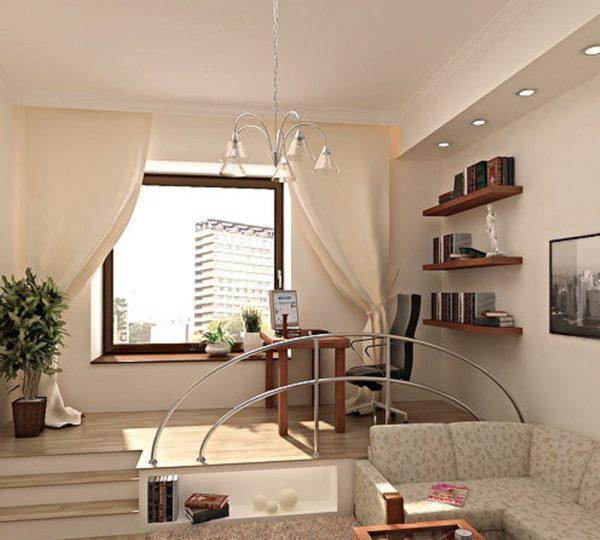 Квартира-офис из малогабаритной комнаты