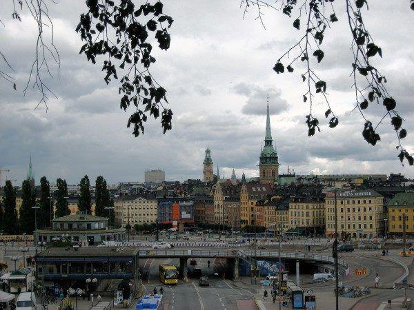 Климат скандинавских стран