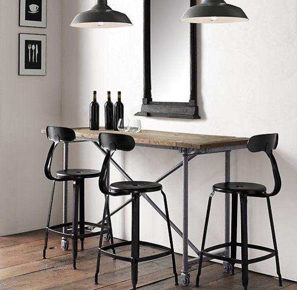Креативные барные стулья