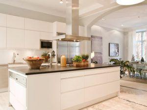 Кухня скандинавского стиля