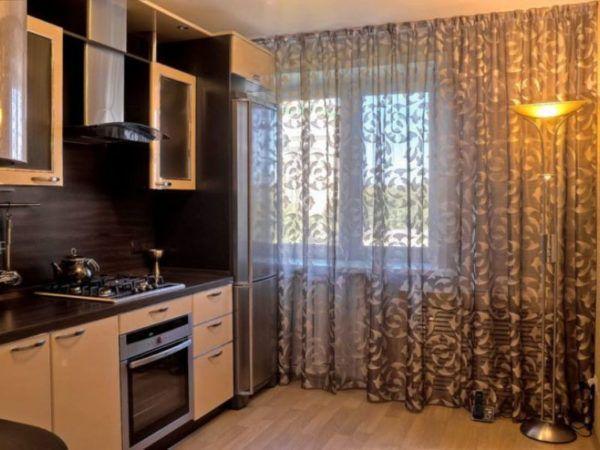 Кухня 9 кв. метров - дизайн-проект