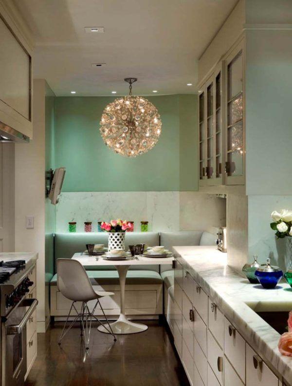 Люстра для маленькой кухни