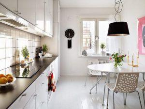 Максимум света и свободного пространства — основной принцип скандинавского стиля