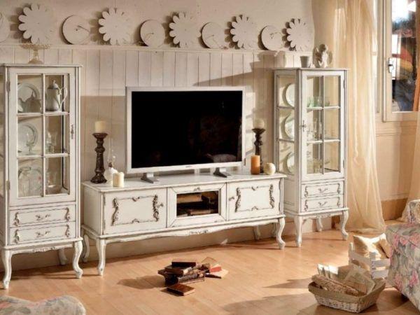 Мебель в стиле прованс российского производства