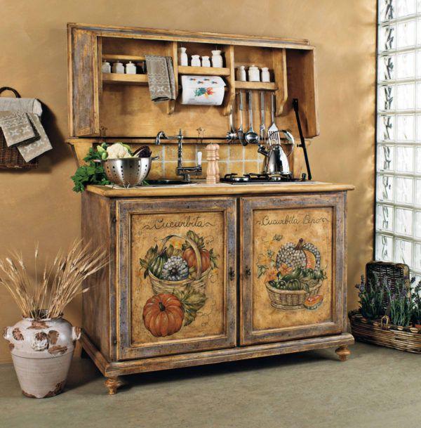 Мебель в южно-французском стиле