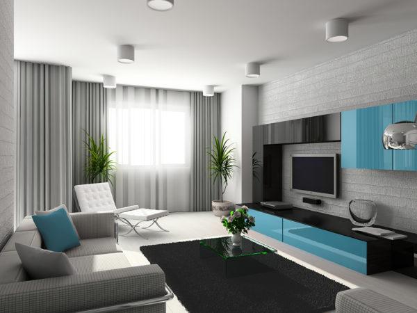 Модерн характеризуется роскошью и изяществом, наличием дерева, барельефов и витражей