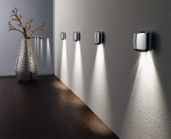 Настенные светильники направленного света