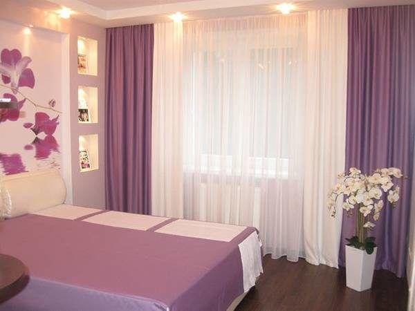 Нежно-сиреневый цвет с розовым подтоном
