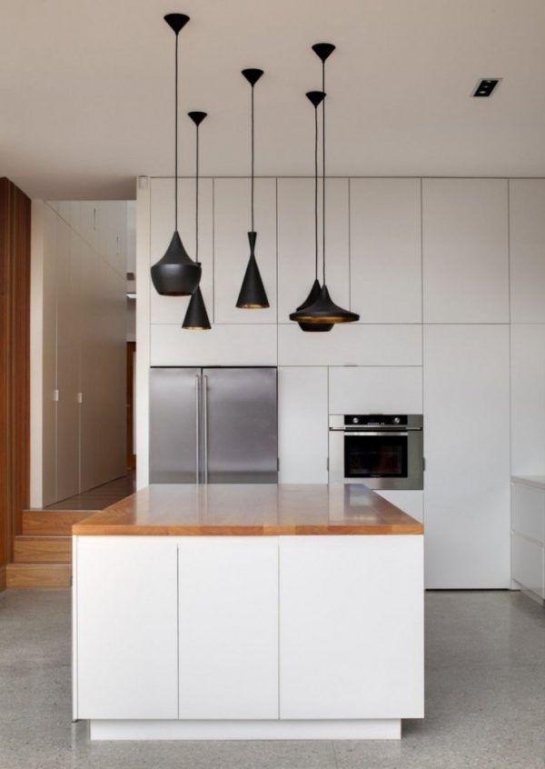 Оригинальные люстры для кухни