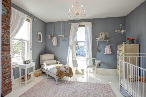 Отдельная детская комната спальная
