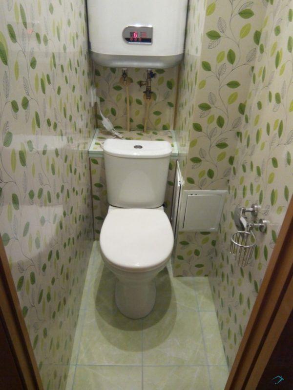 Пластиковые панели для туалета