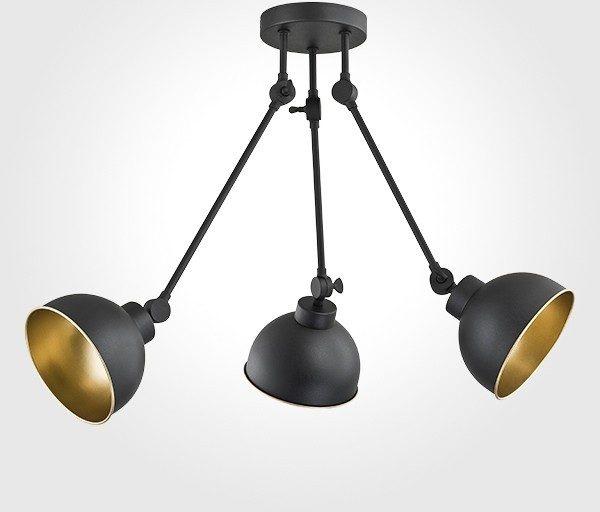 Потолочный светильник в виде лампы