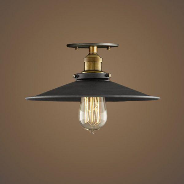 Правильный подбор освещения в стиле Лофт создаст уютную атмосферу и оживит помещение