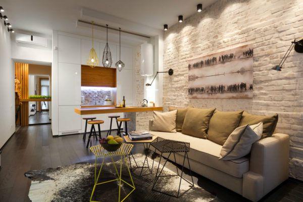 Пример мебельного компота в стиле лофт
