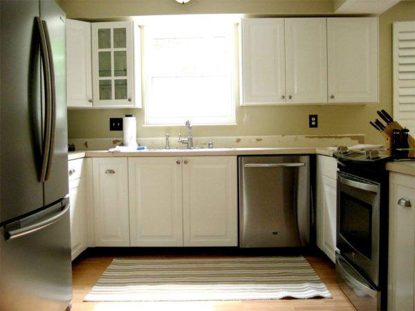Размеры кухонного гарнитура нужно правильно подобрать