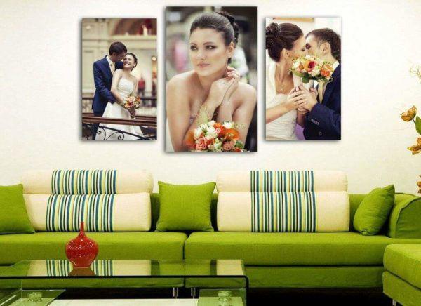 Свадебный триптих