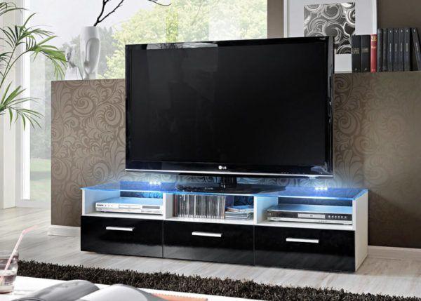 Современный комод под телевизор