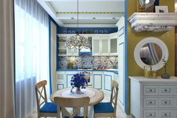 Средиземноморский стиль в кухне