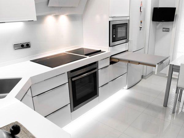 Техника на кухне должна быть передовой