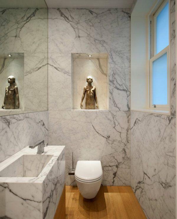 Фото мраморного туалета