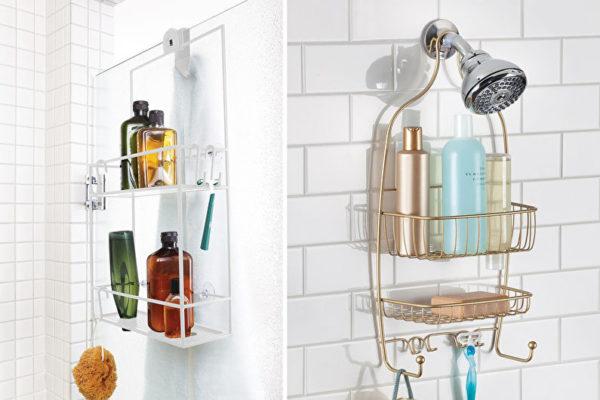 Все аксессуары для ванной комнаты должны быть из одного материала
