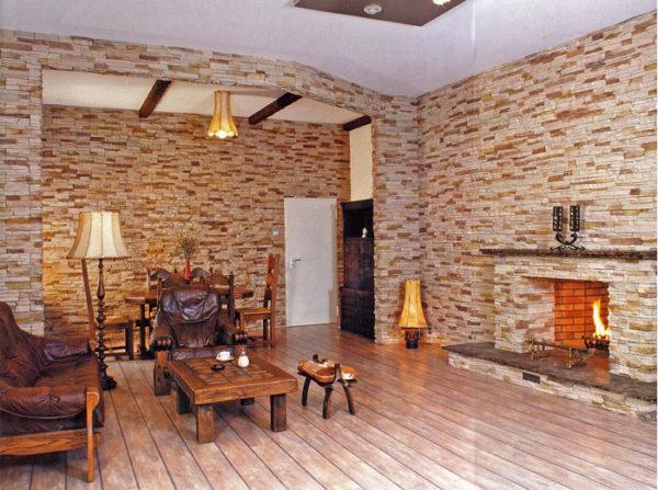 Декоративный кирпич ― это эффектное дополнение многих интерьерных стилей