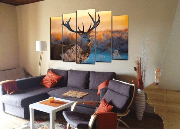 Красивые картины для домашнего интерьера