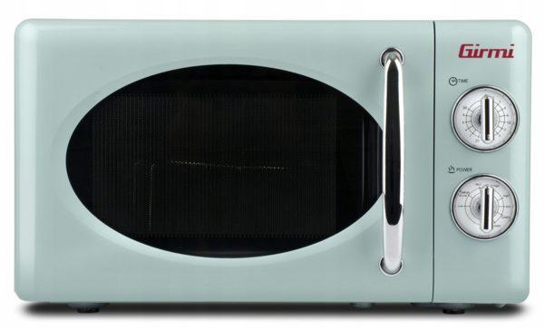 Микроволновая печь, смесь ретро и современного дизайна