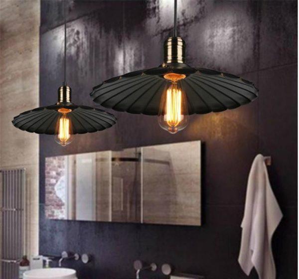 Потолочные светильники Лофт