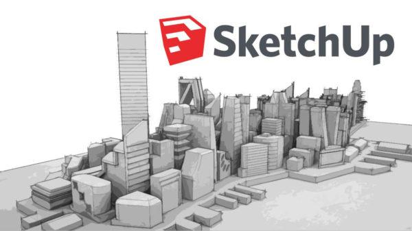 Программа Sketch Up