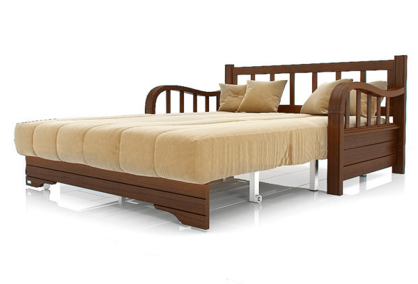 Раздвижная конструкция дивана