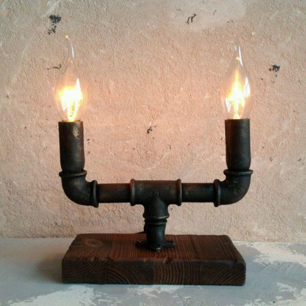 Ретро-светильник в стиле Лофт
