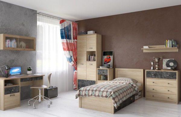 Мебель от белорусского производителя «Анрекс»